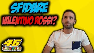 WOULD YOU CHALLENGE VALENTINO ROSSI? 😬 Sir answers Q&A