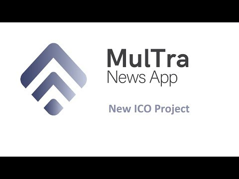 New ICO – MULTRA News App – Project Review