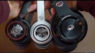 NEW! Revised 2013 Monster N-Tune NCredible headphones