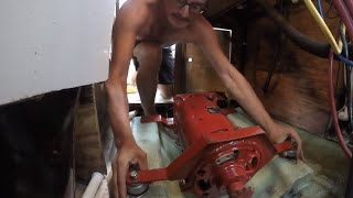Our Electric Motor - Going Direct drive — Sailing Uma  [Step 99]