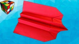 Как сделать САМОЛЕТ из бумаги. Самолет оригами своими руками. DIY поделки из бумаги