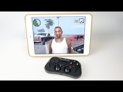 Steelseries Stratus MFi iOS Gaming Controller for iPad and iPhone