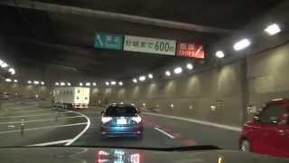 首都高中央環状線熊野町JCT⇒大橋JCT2014/05/19