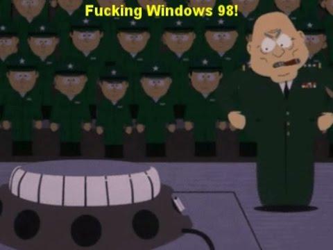 Steam Community :: Video :: Fucking Windows 98! Sparta Mighty Remix