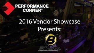2016 Performance Corner™ Vendor Showcase presents: Bestop