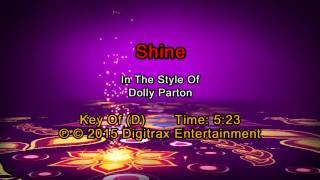 Dolly Parton - Shine (Backing Track)