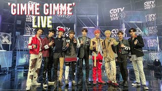 NCT 127 'gimme gimme' (Live Performance)