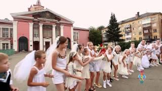 """FLASH-MOB """"НЕПОСЕДЫ"""" (подарок на свадьбу)"""