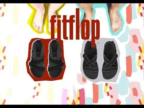 ba96025d3673 狂逛24小时也不脚疼的秘密 -- Fitflop Lulu Cross Back Strap Sandal ...