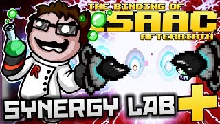 The Binding of Isaac: Afterbirth+ - Synergy Lab: ULTIMATE ENERGY BEAM!