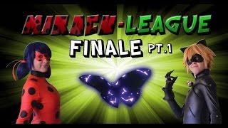 Miracu-League: Miraculous Ladybug and Cat Noir - Episode 7: FINALE Pt. 1