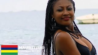 Veronique Allas Contestant from Mauritius for Miss World 2016 Introduction