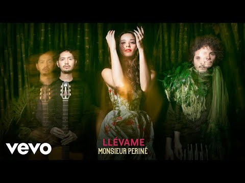 Llévame cover