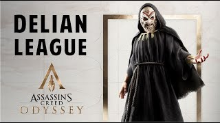 Delian League | Location and Assassination of All Cultist Members | AC ODYSSEY