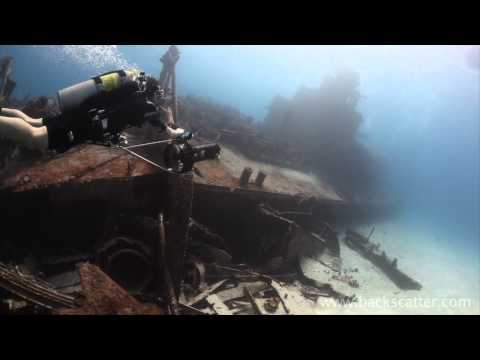 The Tibbetts Wreck, MV Captain Keith Tibbetts,Kaimaninseln
