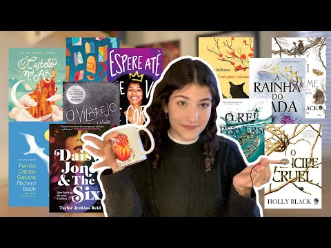 os 11 livros que eu li em julho ? | 2021
