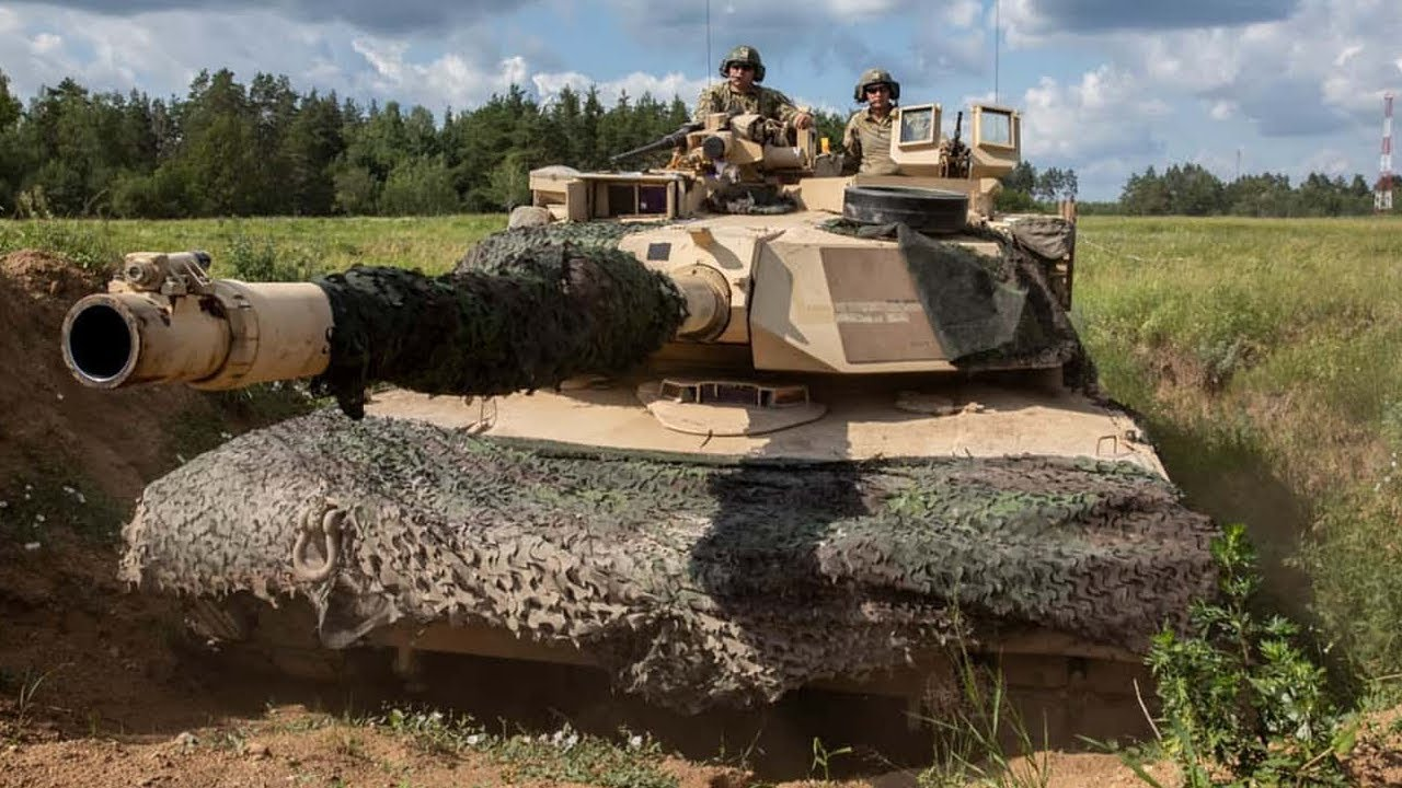 US Military News • Battle Group Poland Conducts Deployment Readiness Exercise • Poland July 1 2021