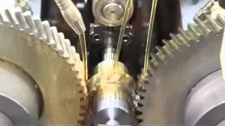 Video Công nghệ cán bánh răng