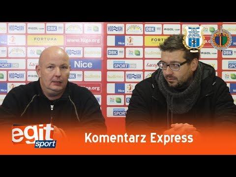 Komentarz express po meczu Stomil - Chrobry Głogów