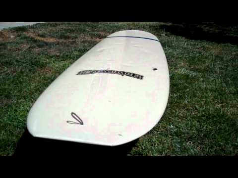 10'2″ Source Surfboards Noserider