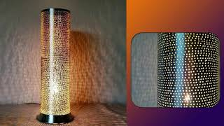 Decorate the interior and exterior  with Moroccan lamps