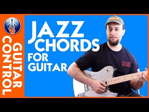 Jazz Chords for Guitar - Learn 2 Cool Easy Jazz Chords