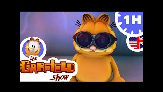 THE GARFIELD SHOW   1 Hour   Compilation #05