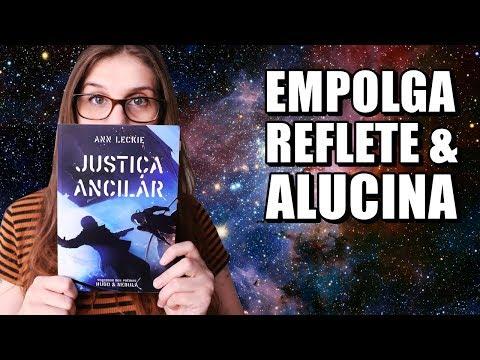5 MOTIVOS PARA LER JUSTIÇA ANCILAR, da ANN LECKIE | #LEIASCIFI