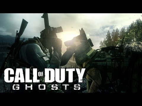 Видео № 1 из игры Call of Duty: Ghosts - Free Fall Edition [PS3]