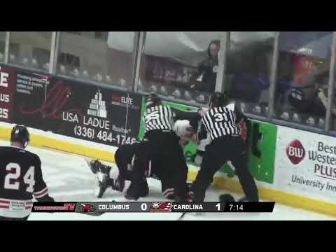Will LaPorte vs Dominik Fejt