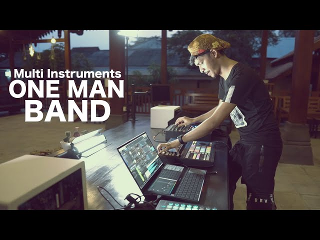 One Man Band (Multi Instruments) by Alffy Rev