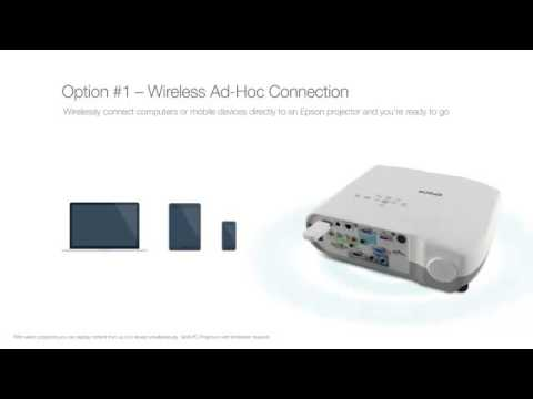 Advanced Network Connectivity Chapter 2: Wireless Ad-Hoc