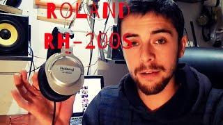 Roland RH 200s en español