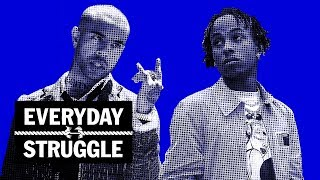 Everyday Struggle - Vic Mensa vs. Tekashi69 & Akademiks, Rich the Kid Trapped on 300?