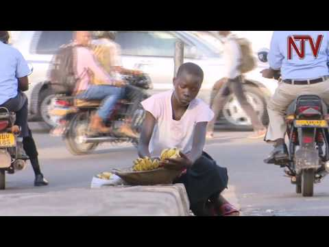 Tale of children eking a living on Kampala's streets