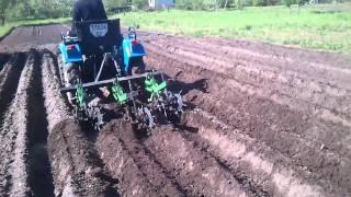 Культиватор для міжрядної прополки ( їжаки )Cultivator For Inter-row Weeding Hedgehogs
