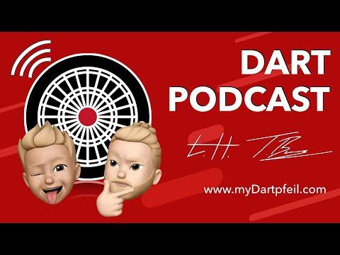 #8 Die besten Dartspieler Spitznamen im Überblick │Darts Podcast │myDartpfeil