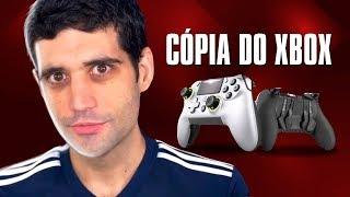 Novo controle de Playstation 4 cópia descarada do Xbox One? Ninja e celebridades na E3
