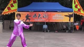 香港功夫表演20190217李思敏4