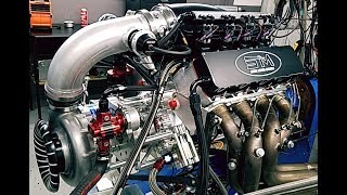 3,200+HP F3-136 ProCharged 481X