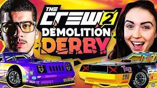 DEMOLITION DERBY!! (The Crew 2)