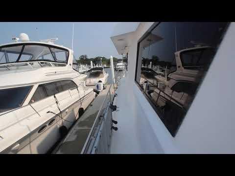 Viking 63 Motor Yacht video