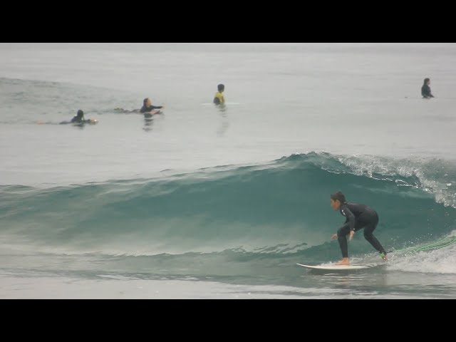Surfing HB Pier | October 29th | 2017 (Raw Cut)