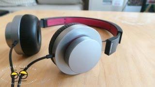 Panasonic RP-HDX5 Stereo Headphone Review