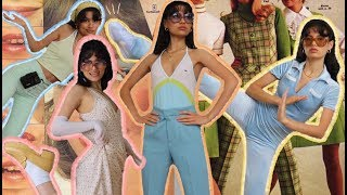 DRESSING LIKE A 70S TEEN FOR A WEEK! *vintage tingz*