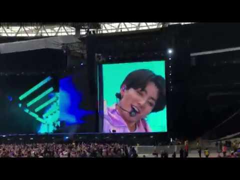 BTS (Jungkook) - Euphoria (Wembley Stadium 01.06.2019)