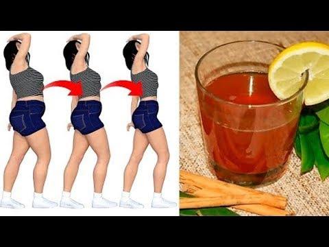 Jak zrobić drinka imbiru do utraty wagi z cytryną i miodem