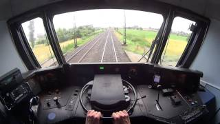 Real Train Driver's View DDZ Amersfoort - Nunspeet - Zwolle 2016