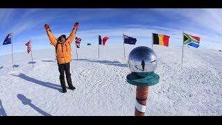 A Trip to the South Pole for FLAT EARTH Believers