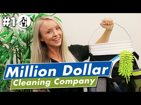 , title : 'Building a Million Dollar Cleaning Business #1 Expectations and How to Start